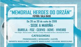 Memorial Heroes do Orzán 2019